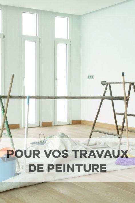 pour vos travaux de peinture solarine. Black Bedroom Furniture Sets. Home Design Ideas